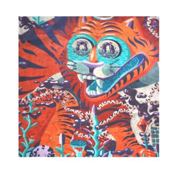 Gelly Art Tiger Silk