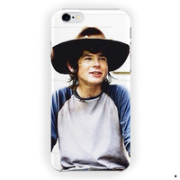 Carl Grimes The Walking Dead Movie For iPhone 6 / 6 Plus Case