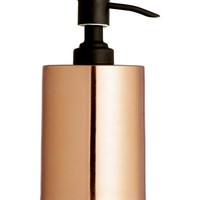 H&M Metal Soap Dispenser $12.99