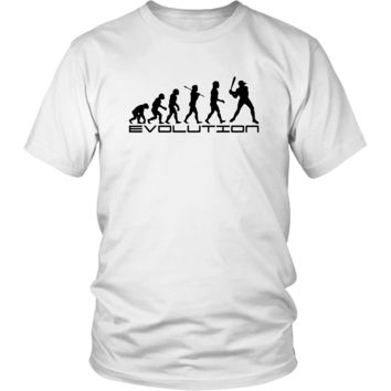 Baseball Evolution Sport T-Shirt