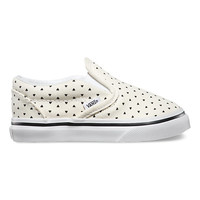 Toddlers Micro Hearts Slip-On   Shop Toddler Shoes at Vans