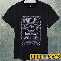 Low Price Men's Adult T-Shirt - Motley Crue design