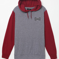 Brixton Ramsey Long Sleeve Hooded Shirt at PacSun.com