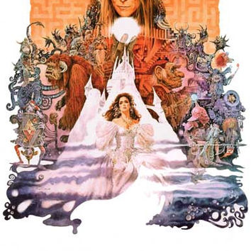 Labyrinth Movie Poster 11x17