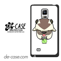 Avatar The Last Air Bender Appa And Cabbage For Samsung Galaxy Note Edge Case Phone Case Gift Present