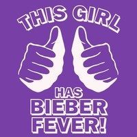Funny justin bieber tshirt This GIRL has BIEBER by foultshirts