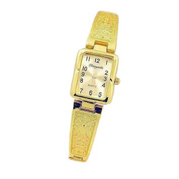 Art Deco Filigree Antique Style Ladies Watch Silver or Gold For Woman Birthday Holiday Gift