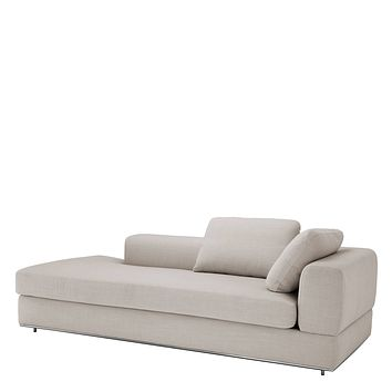 White Sofa - Right | Eichholtz Canyon