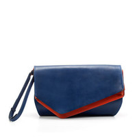 TWO TONE CLUTCH BAG - Handbags - Collection - Woman - ZARA United States