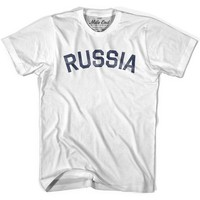 Russia City Vintage T-shirt
