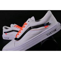 Vans Fashion Casual Sneakers Sport Shoes-44