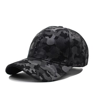 Camouflage - Pattern Cute, Graphic, Cool Baseball Cap - Sports & Leisure Hat