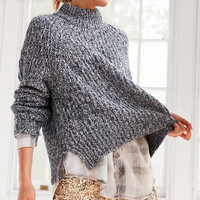 Silence + Noise Easton Turtleneck Jumper - Urban Outfitters