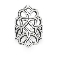 Floral Tracery Ring   James Avery