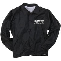 Sleep Men's  Holy Mountain Windbreaker Black
