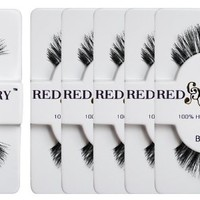Red Cherry #43 False Eyelashes (Pack of 6 Pairs)