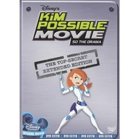 Kim Possible Movie: So the Drama (Top-Secret Extended Edition) (Widescreen)