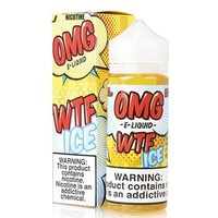 OMG - WTF ICE Strawberry Sourbelt (120ml)