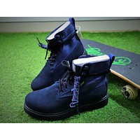 Tmberland x MAiDNESS 6 Inches Gore Tex Boot Blue TB0A1Q9R