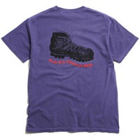 Take-A-Hike T-Shirt Vintage Plum