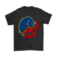 SPBEST World Of Warcraft The Alliance And The Horde Yin Yang Shirts