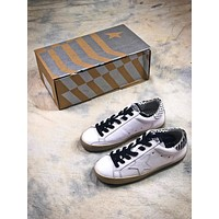 Ggdb Golden Goose Uomo Donna G36d121.s8 White Wave Point