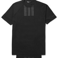 Y-3 - Printed Cotton-Jersey T-Shirt