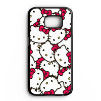 Beauty Hello Kitty Samsung Galaxy S6 Edge Case