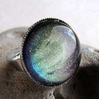 Northern Lights Ring  on the redditgifts Marketplace