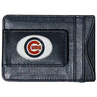 MLB Chicago Cubs Cash and Card Holder