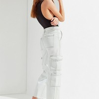 BDG Denim Cargo Pant | Urban Outfitters