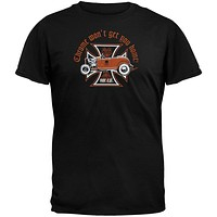 King Kerosin - Chrome Won'T Get You Home T-Shirt