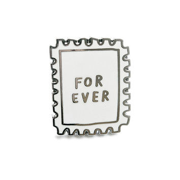 Forever Stamp Pin