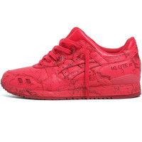 Gel-Lyte III 'Marble Pack' Sneakers Classic Red / Classic Red