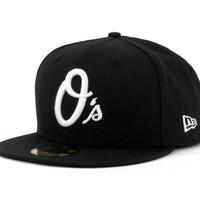 Baltimore Orioles MLB B-Dub 59FIFTY Cap