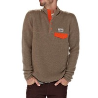 Patagonia Men's Undyed Cashmere Snap-T® Pullover