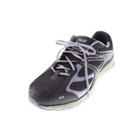 Ryka Womens Prevail Mesh Leather Trim Water Shoes