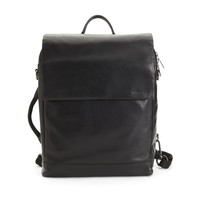 Leather Convertible Backpack - Men's Spring Leather - Kenneth Cole