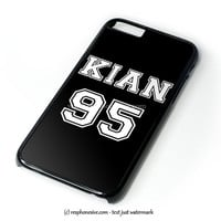 Kian Lawley 95 O2L Team iPhone 4 4S 5 5S 5C 6 6 Plus , iPod 4 5  , Samsung Galaxy S3 S4 S5 Note 3 Note 4 , and HTC One X M7 M8 Case