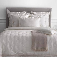 Stella Bed Linens Collection by Yves Delorme