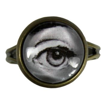 My Little Eye Ring
