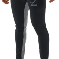 Gymshark ThermoLite Fitted Bottoms - Black/Grey - Bottoms - Mens