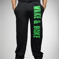 Wake & Bake Drawstring Pants