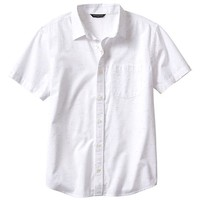 Banana Republic Mens Factory Short Sleeve Shirt