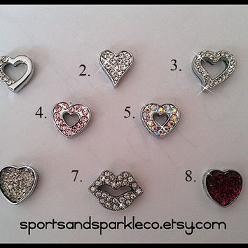 ADD ONS - Sporty Sports Charms or Heart Charms