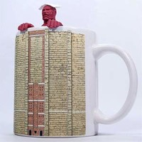 Colossal Titan Tea Strainer & Mug Cup Set ~ Attack on Titan