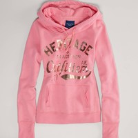 AE Signature Fleece Popover   American Eagle Outfitters