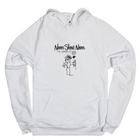 the summer ep-Unisex White Hoodie