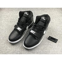 Nike Air Jordan Don C x Air Jordan Legacy 312 ¡°Black Cement¡±