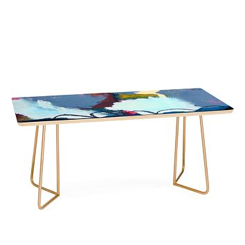 Natalie Baca Inside Out Coffee Table